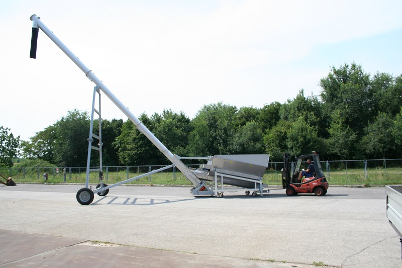 Towable screw conveyor SG series Portable Grain Auger